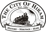 City of Hiram Logo 001