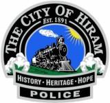 Hiram Police Logo