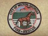 Milton Fire