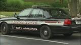 Milton Police Car