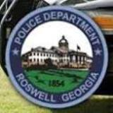 Roswell Police Logo