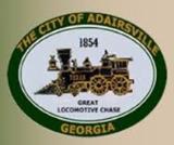 Adairsville color logo
